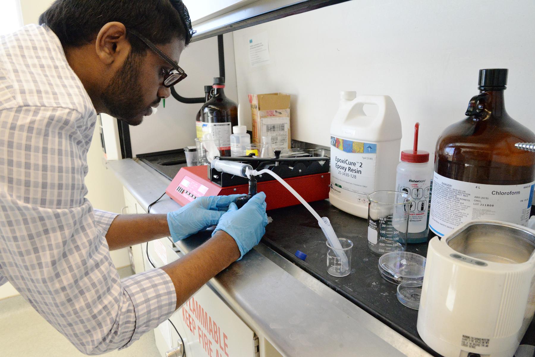 Interdisciplinary research team studies whether using e