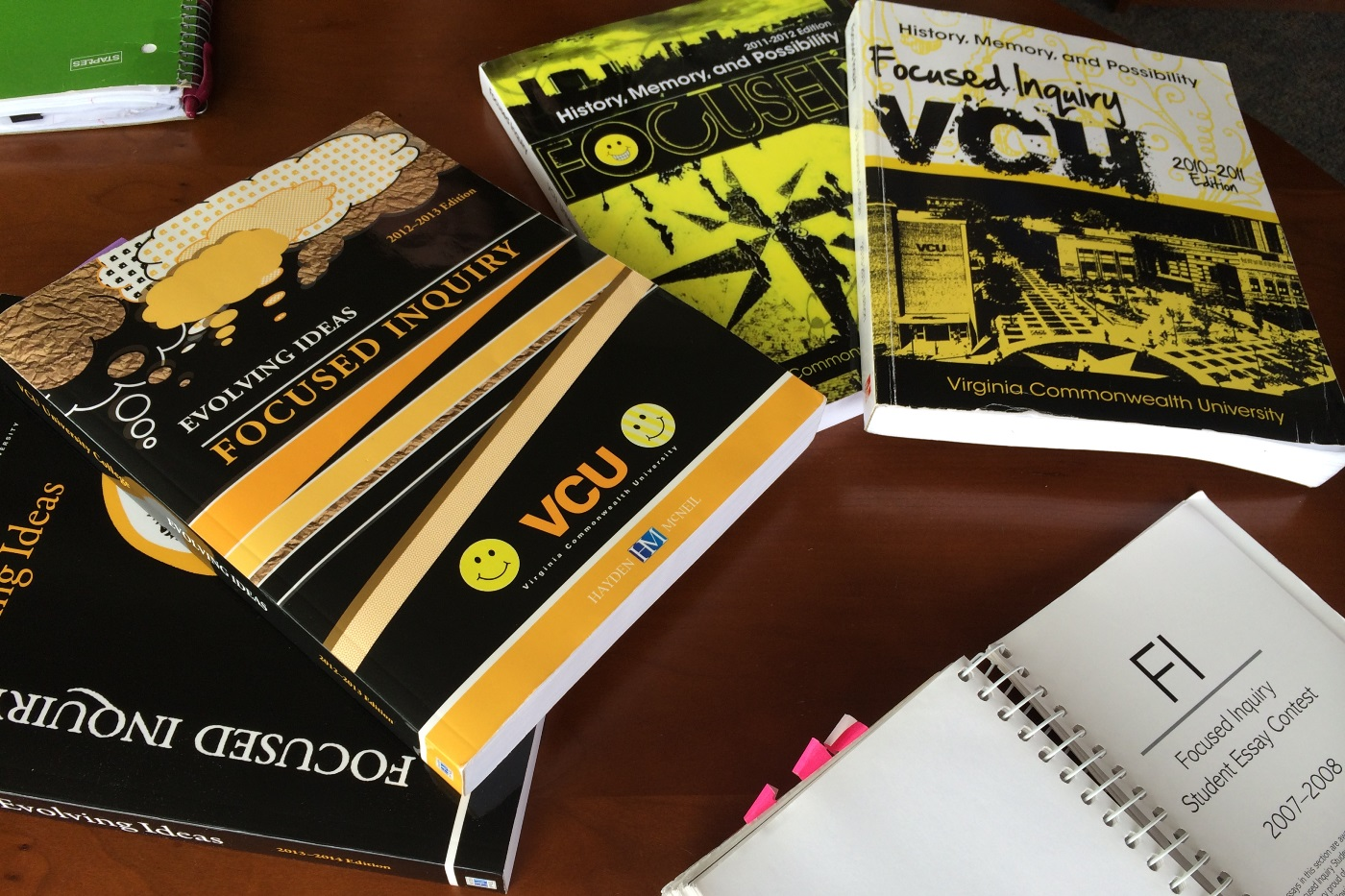 textbook features vcu students essays