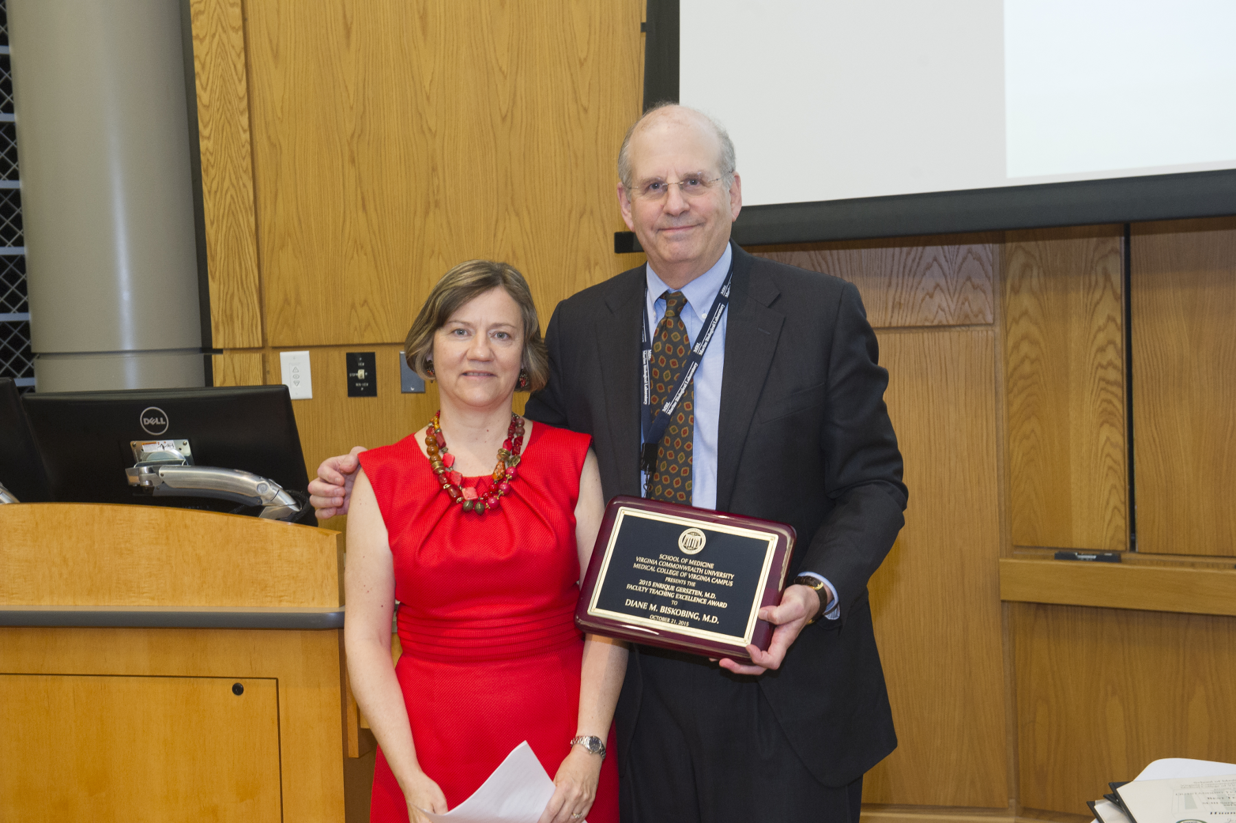 17th annual VCU School of Medicine Faculty Excellence Awards