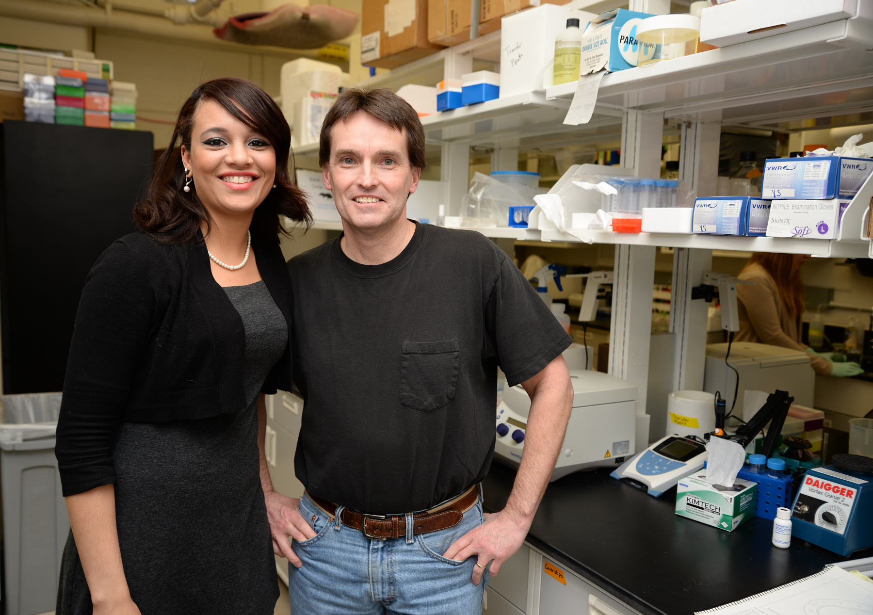 Two Vcu Students Awarded Howard Hughes Medical Institute Fellowships