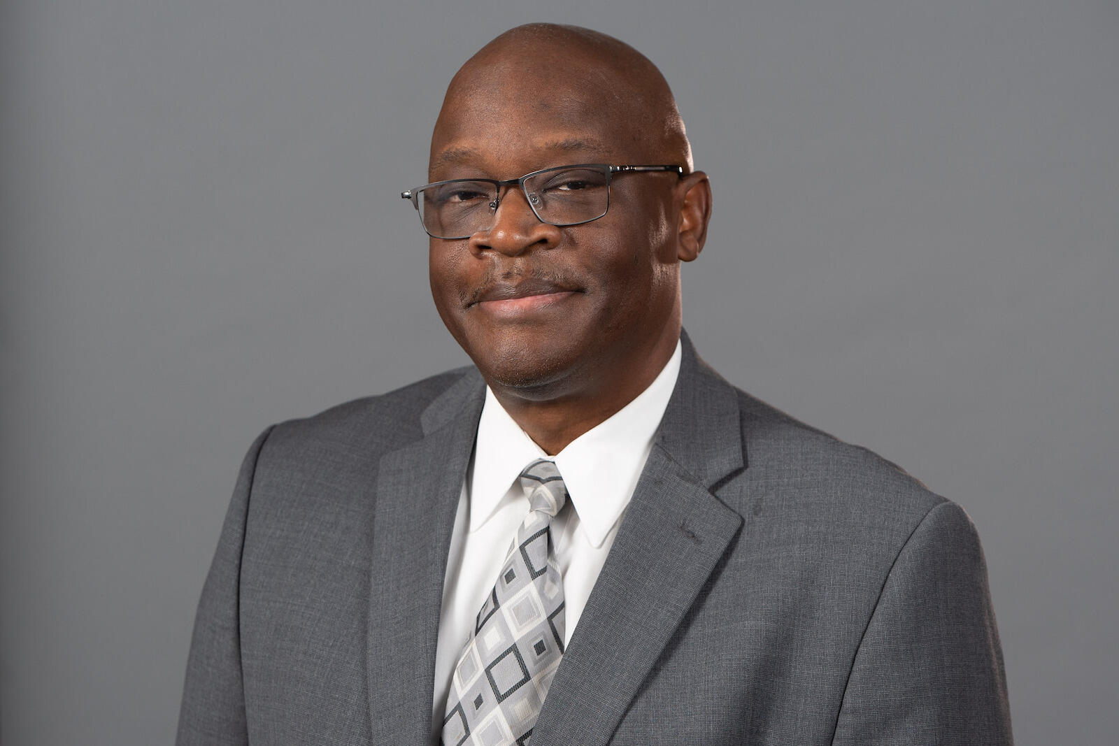 Rodney A. Harry, former president of VCU Alumni's African American Alumni Council. (Jud Froelich, Development and Alumni Relations)
